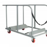 Round Table Cart for all Round Tables